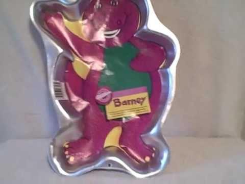 Barney Cake Pan
