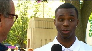 Andrew Wiggins, Other New Timberwolves Come To The Fair
