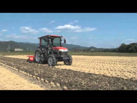 Japanese farming begins with good soil making