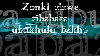 """DK - Street Psalm """"Nkosi yamakhosi"""" (with lyrics)"""