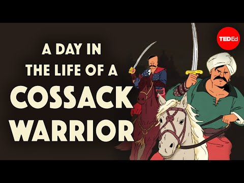 Video image: A day in the life of a Cossack warrior - Alex Gendler