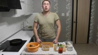 Свиные ножки в духовке под  двумя соусами