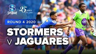 Super Rugby 2020 | Stormers v Jaguares - Rd 4 Highlights
