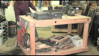 "San Juan Carpentry: ""the Flip Bench!"" With Scott Shaeffer"
