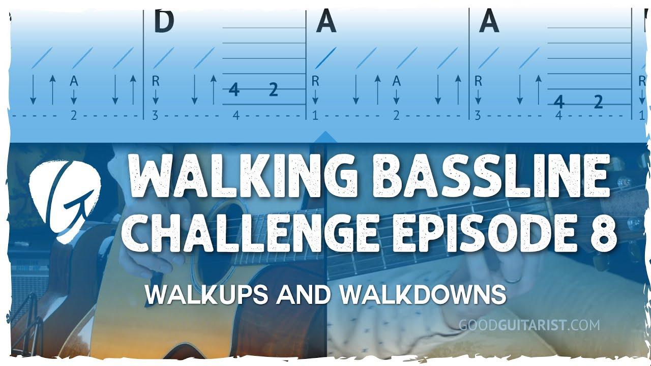 Easy Alternating Bassline Chord Progression - Isolation Challenge Vol 1, Ep 8
