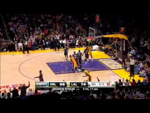 LA LAKERS WIN HUGE vs Orl Magic, 97 to 84! GASOL! BRYANT! BYNUM! ODOM! FISHER! GO LAKERS!!