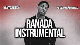 "NBA Youngboy ""Ranada"" Instrumental Prod. by Dices *FREE DL*"