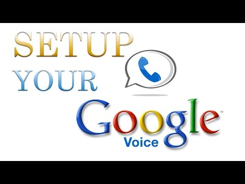 Get a free phone number with Google Voice