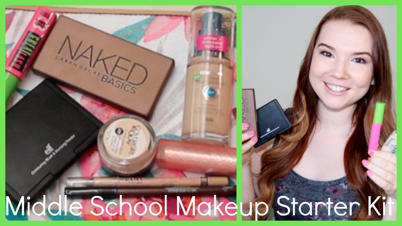 middle school makeup starter kit