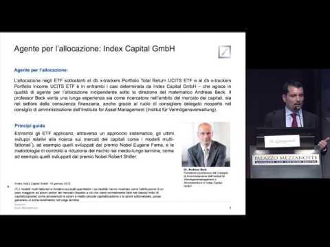 Ascosim - Convegno 26 gennaio 2016 - Mauro Giangrande, Deutsche Asset & Wealth Management Italy