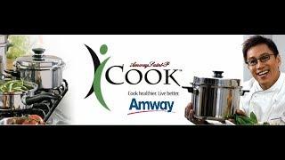 Посуда  iCook от Amway на японском рынке настоящий хит.