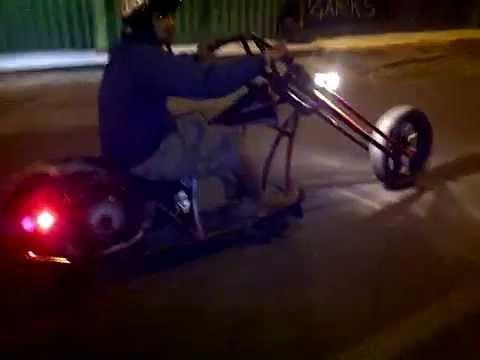 Vespa Chopper Youtube
