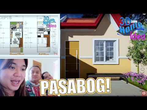MAY INTERIOR DESIGN NA ANG AKING DREAM HOUSE! (PANG - MAYAMAN DZAI!)