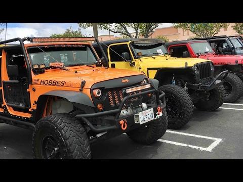 🔴Live: Jeep Show & Shine