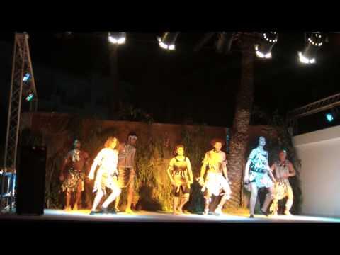 el mouradi port el kantaoui 4* africa cabaret