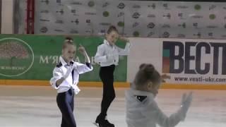 """""""Jackson"""" отделение фигурного катания ХК """"Донбасс"""""""
