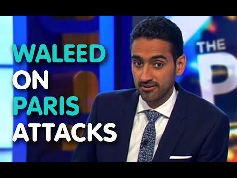 Waleed Aly - Paris Terror Attacks | Rove & Sam