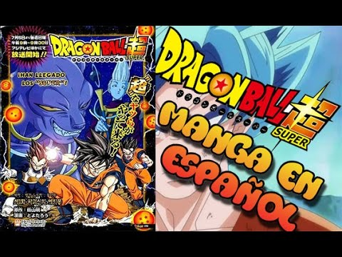 Dragon Ball Super Manga en Español Capitulo 1