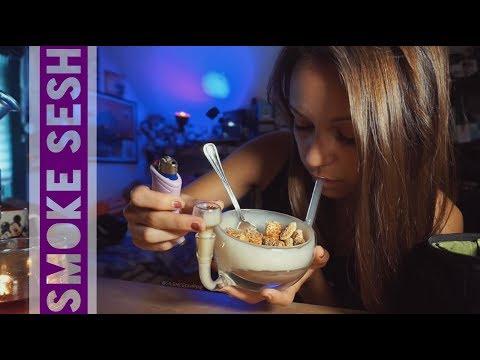 Wake and Bake Cereal Bowl Bong! (Buddie Burners)