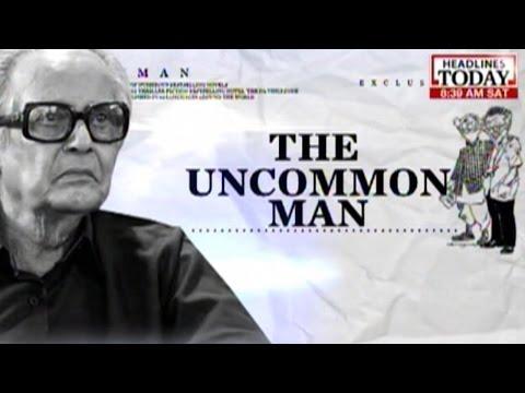 RK Laxman: The Uncommon Man
