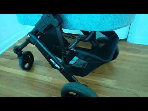 ABC design mamba Шокирующие проблемы с коляской .....!