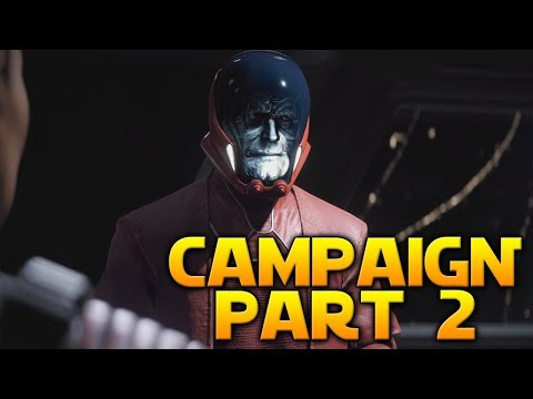 CAMPAIGN PLAYTHROUGH - Part 2 - Star Wars Battlefront 2