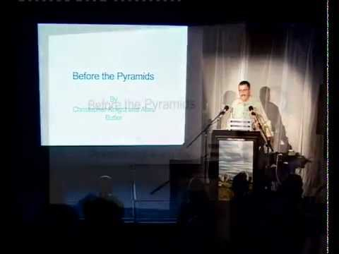 Alan Butler: Before The Pyramids - Cracking Archaeology's Greatest Mystery FULL LECTURE