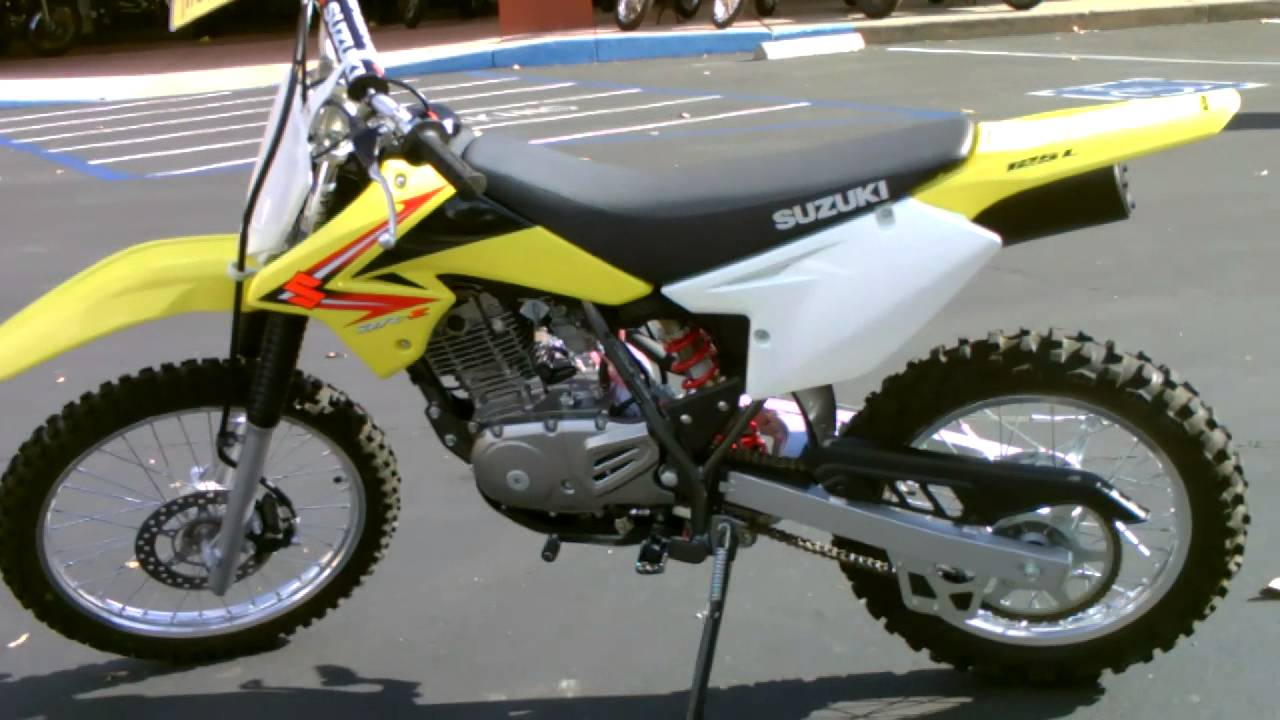 Contra Costa Powersports-Used 2012 Suzuki DR-Z125L BIG WHEEL 4 ...