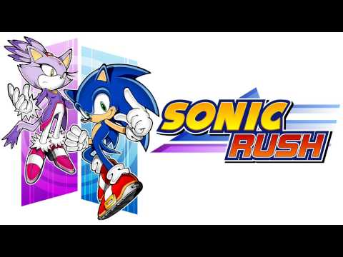 Raisin' Me Up - Sonic Rush [OST]