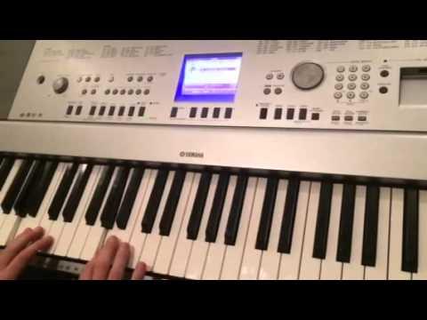 YAMAHA DGX 640 MIDI TREIBER HERUNTERLADEN