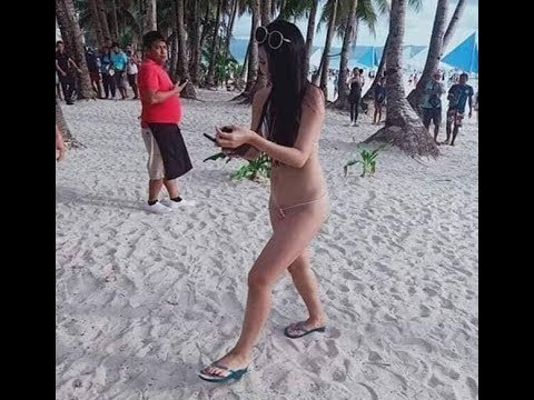 Ron Verb - A Woman Was Arrested for Wearing a Bikini That Was Too Small