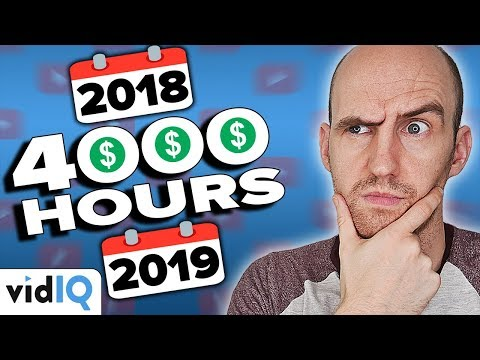 I Didn't Get 4000 Watch Hours In 2018. Do I Need To Start Again? 💰🤔 - 동영상