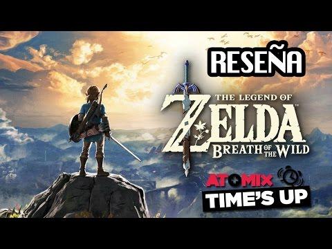 Reseña: The Legend of Zelda: Breath of the Wild