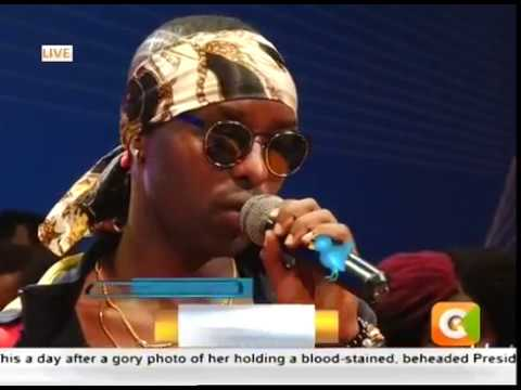 I have forgiven Kenyan artistes for not understanding - Eddy Kenzo #10Over10