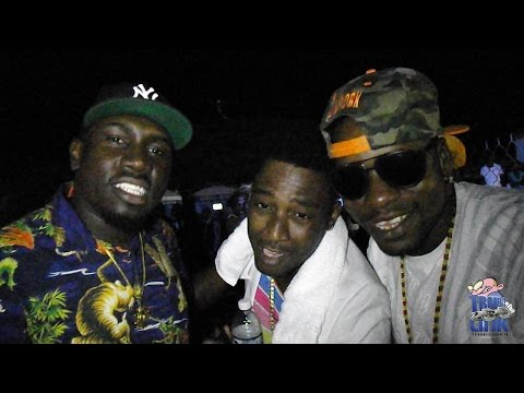 East Kingston Stage Show (Backstage Chilling With The Stars) @Trouble Link Tv