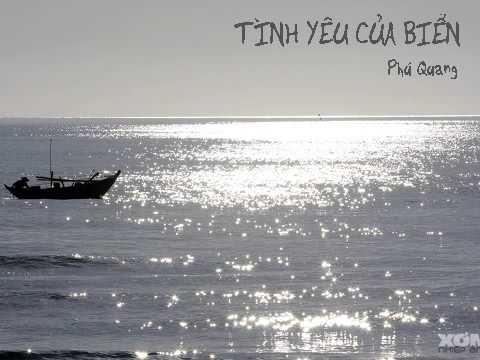 Tình yêu của biển (Phú Quang) - Dàn nhạc Mùa thu