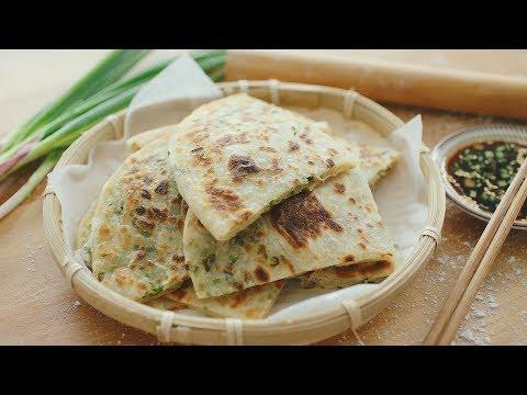 Spring Onion Pancakes - 葱油饼