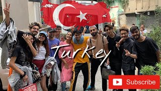 A day in Turkey 🇹🇷 |Ft. MAD5 | Vlog #2 -B | Tanzeel Khan