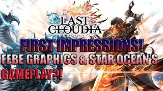 LAST CLOUDIA FIRST IMPRESSIONS | IT FINALLY GOT RELEASED !