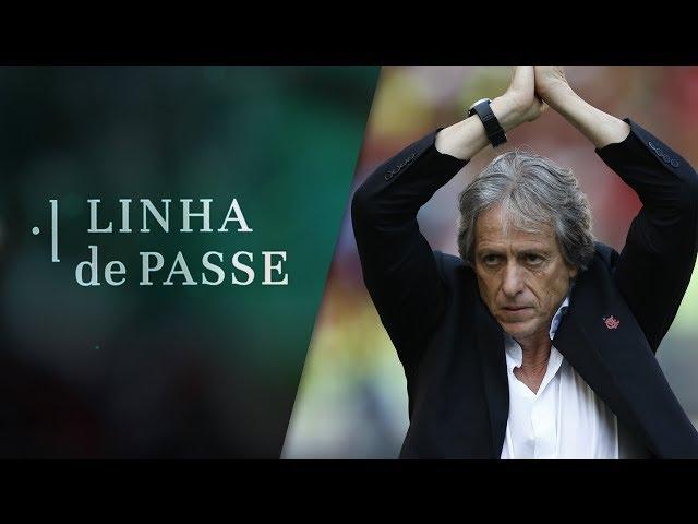 O Flamengo de Jorge Jesus é... | Linha de Passe