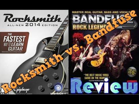 Rocksmith - Bandfuse - Ligando uma guitarra no vídeo-game ...