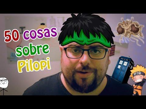50 (y pico) cosas sobre Pilopi - Vlog #003