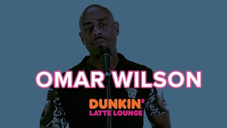 Omar Wilson Performs Live At The Dunkin Latte Lounge!