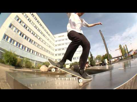 168H Berlin Starring the German Converse Cons Skate Team