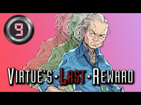SCHRÖDINGER'S KITTY - Let's Play - Zero Escape: Virtue's Last Reward - 9