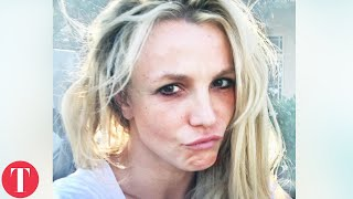 The Tragic Life Story Of Britney Spears