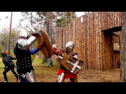 кино битвы рыцарей