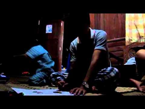 น้องฟาสวาดรูประบายสี [อาบุ๋ม , อาเป้] : วีดีโอโดย อาต่าย