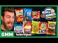 Munch Madness Taste Test  Salty Snacks