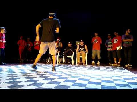 Original Breaking Jam 2015//Bolin(Slum BKS) x Paulinho 1/4